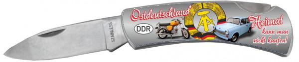 Taschenmesser - Ostdeutschland - Heimat nicht kaufen