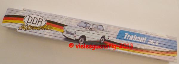 Zollstock 2m DDR Automobile Trabant 601 S