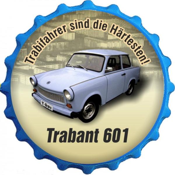 Kapselheber Tabant 601 Trabantfahrer sind die Härtesten