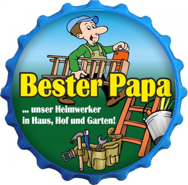 Kapselheber Bester Papa