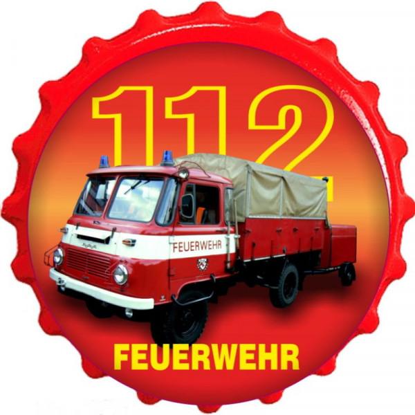 Kapselheber Feuerwehr Robur