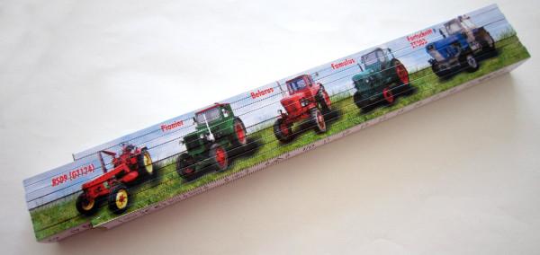 Zollstock 2m - 5er Traktor RS09 Pionier Famulus Belarus ZT303