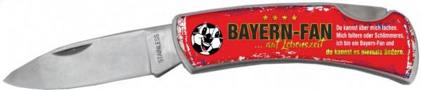 Taschenmesser - Bayern Fan