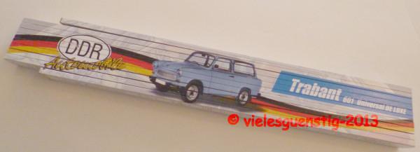 Zollstock 2m DDR Automobile Trabant 601 Universal delux