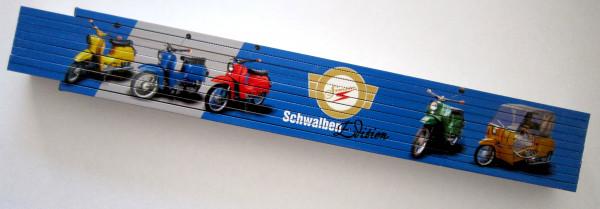 Zollstock 2m Schwalbe Edition