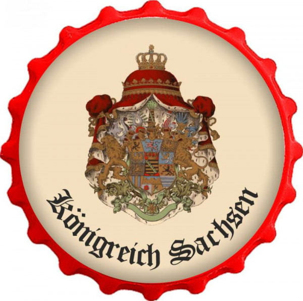 Kapselheber Königreich Sachsen