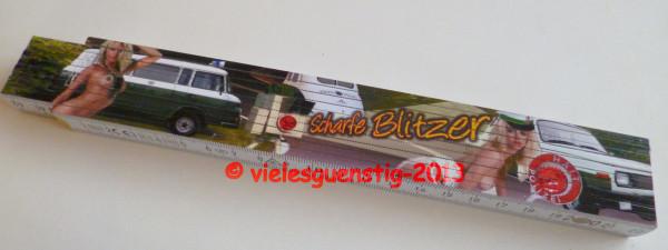 Zollstock 2m Scharfe Blitzer