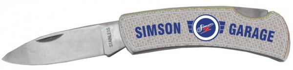 Taschenmesser - Simson Garage