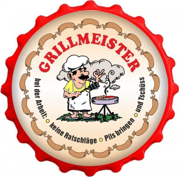 Kapselheber Grillmeister