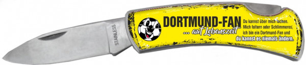 Taschenmesser - Dortmund Fan